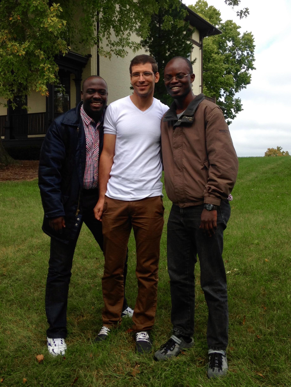 AliBaba, Brahim, and Tolulope