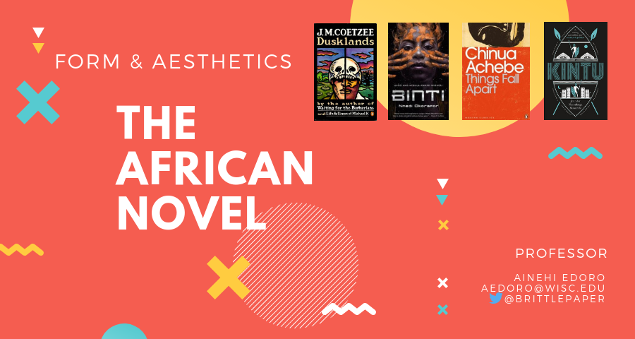 The form of the African Novel.png