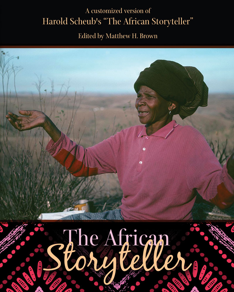 African Storyteller Book Photo