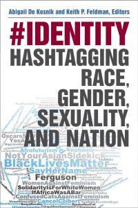 Book title Hashtag identity
